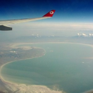 Lake Orumieh